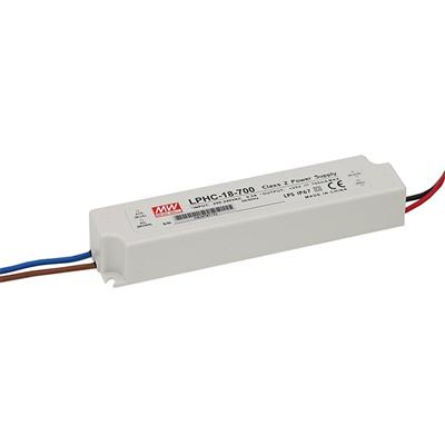 Mean Well LPHC-18-350 AC/DC C.C. Box Type - Enclosed 48V 18A Single output LED driver