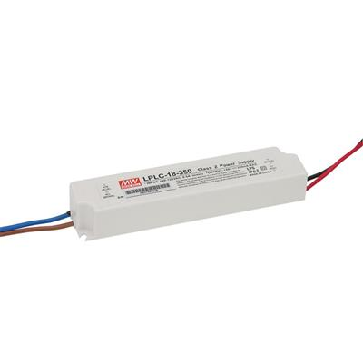 Mean Well LPLC-18-700 AC/DC C.C. Box Type - Enclosed 25V 18A Single output LED driver