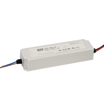 Mean Well LPV-100-24 AC/DC C.V. Box Type - Enclosed 24V 4.2A Single output LED driver