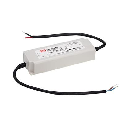 Mean Well LPV-150-24 AC/DC C.V. Box Type - Enclosed 24V 6.3A Single output LED driver
