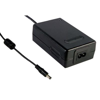 Mean Well MES30B-5P2J AC/DC Desktop 18V 1.66A Power Supply