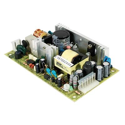 Mean Well MPS-45-24 AC/DC Open Frame - PCB 24V 1.9A Medical Power Supply