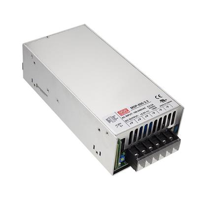 Mean Well MSP-600-12 AC/DC Box Type - Enclosed 12V 53A Power Supply