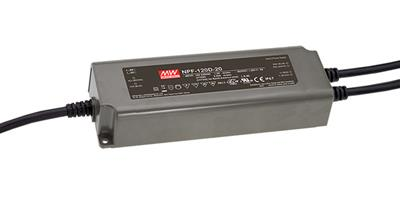 Mean Well NPF-120D-42 AC/DC C.C. Box Type - Enclosed 42V 2.9A Single output LED driver