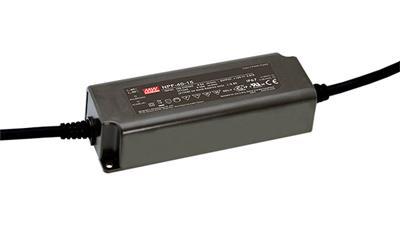 Mean Well NPF-40-30 AC/DC C.V. C.C. Box Type - Enclosed 30V 1.34A Single output LED driver