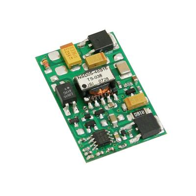 Mean Well NSD05-12S3 DC/DC Open Frame - PCB  3.3V 1.2A Converter