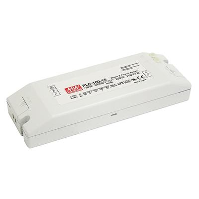 Mean Well PLC-100-36 AC/DC C.V. C.C. Box Type - Enclosed 36V 2.65A Single output LED driver
