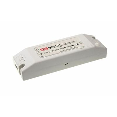 Mean Well PLC-45-12 AC/DC C.C. Box Type - Enclosed 12V 3.8A Single output LED driver