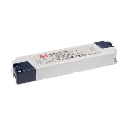 Mean Well PLM-40E-350 AC/DC C.C. Box Type - Enclosed 105V 0.35A Single output LED driver