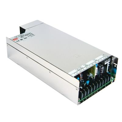 Mean Well QP-375-24B AC/DC Box Type - Enclosed 24V 10A Power Supply