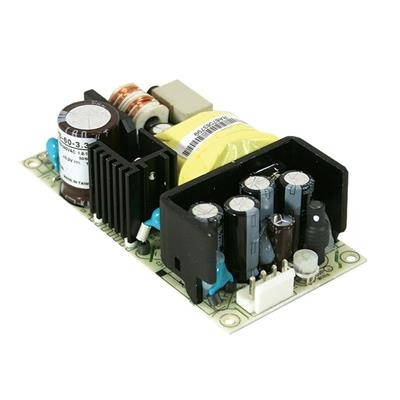 Mean Well RPS-60-3.3 AC/DC Open Frame - PCB 3.3V 10A Power Supply