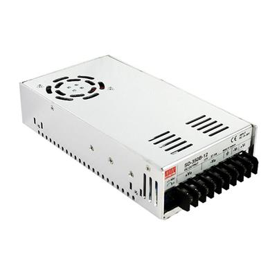 Mean Well SD-350D-12 DC/DC Box Type - Enclosed 12V 27.5A Converter