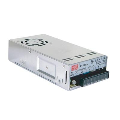 Mean Well SP-200-12 AC/DC Box Type - Enclosed 12V 16.7A Power Supply