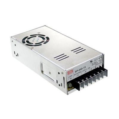Mean Well SP-240-7.5 AC/DC Box Type - Enclosed 7.5V 32A Power Supply