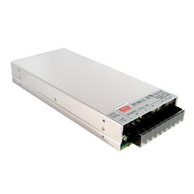 Mean Well SP-480-3.3 AC/DC Box Type - Enclosed 3.3V 85A Power Supply
