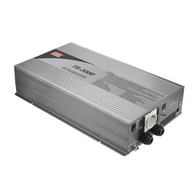 Mean Well TS-3000-224B DC/AC True Sine Wave 230V 13.04A Power Inverter