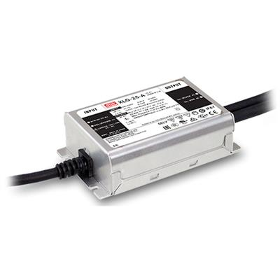 Mean Well XLG-25-A AC/DC Box Type - Enclosed 22-54V 0.7A Single output LED driver