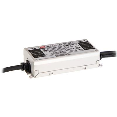 Mean Well XLG-75-H-AB AC/DC Box Type - Enclosed 56V 2.1A LED Driver